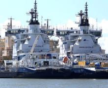 Den maritime industrien