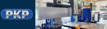 PKP-Machining har gjort betydelige investeringer i økning av sin maskinkapasitet.