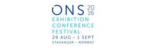 ONS 2016 – August 29 -September 1, 2016