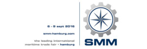 SMM Hamburg Shipbuilding, Machinery & Marine Technology  September 6 – 9, 2016