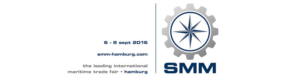 SMM Hamburg Shipbuilding, Machinery & Marine Technology 6.9 – 9.9.2016