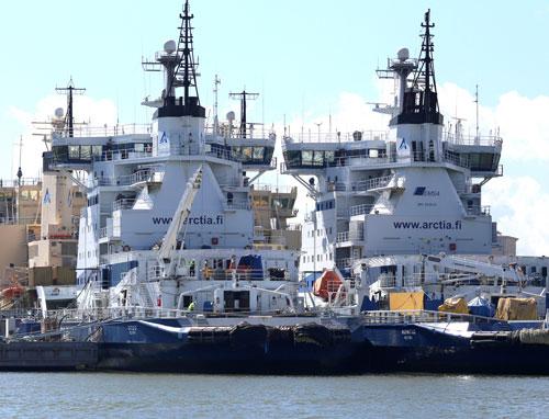 Schiffsbranche